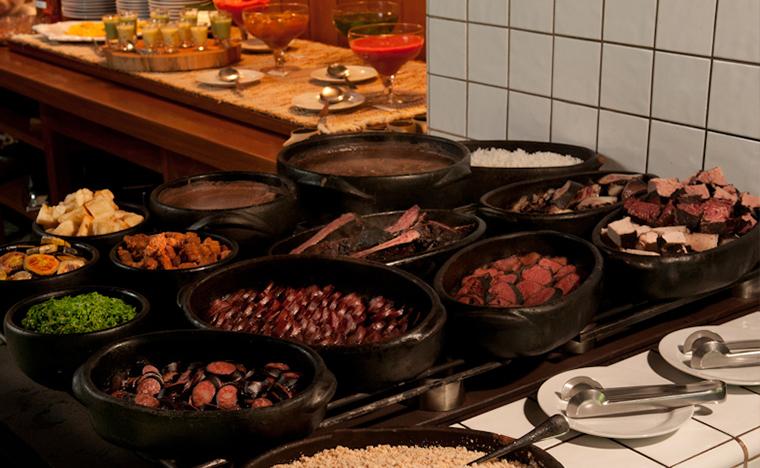 Cozinha do Parador -Feijoada - Foto: Selmy Yasuda