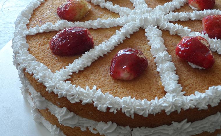 Torta Papai querido BOLO SEM VERGONHA - 760